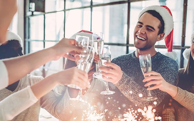 Enjoy a tax-free Christmas bash