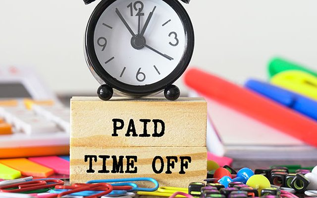 Calculating holiday pay for workers without fixed hours